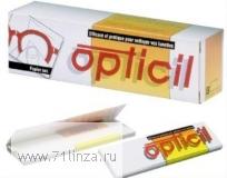 Салфетки для очистки очковых линз Opticil