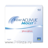 1 day Acuvue Moist 90 шт