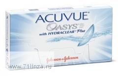 Acuvue Oasys 6 шт