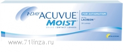 1 Day Acuvue Moist for Astigmatism 30 шт