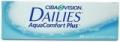 Dailies Aqua Comfort Plus 30 шт